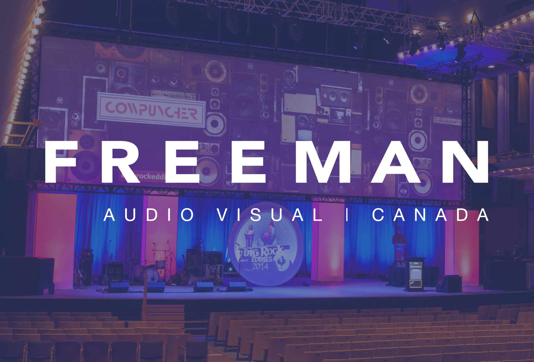 Freeman Canada | Website