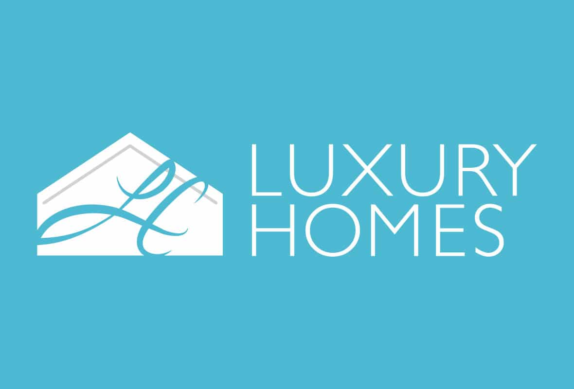 LC Luxury Homes | Brand Identity + Website