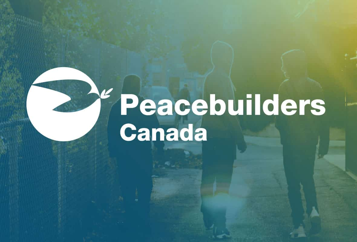 Peacebuilders | Website + Brand Refresh
