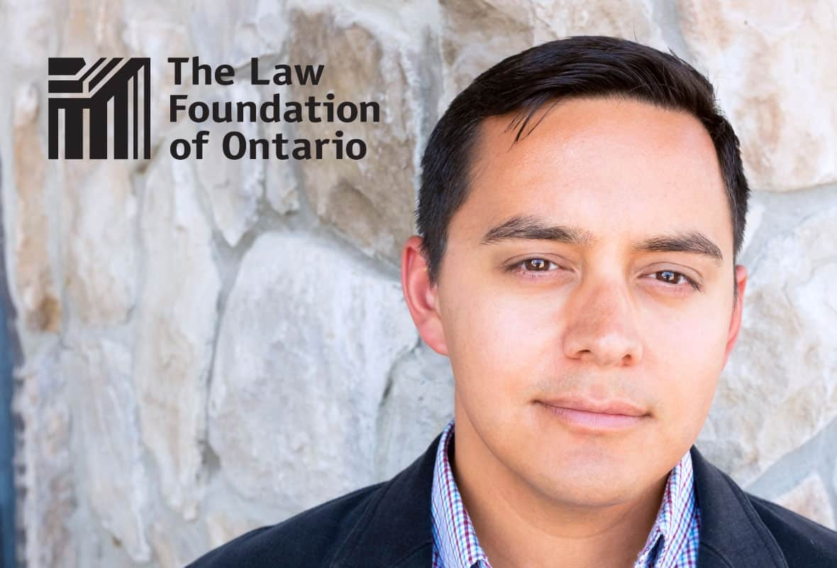 Law Foundation of Ontario | Annual Report 2015