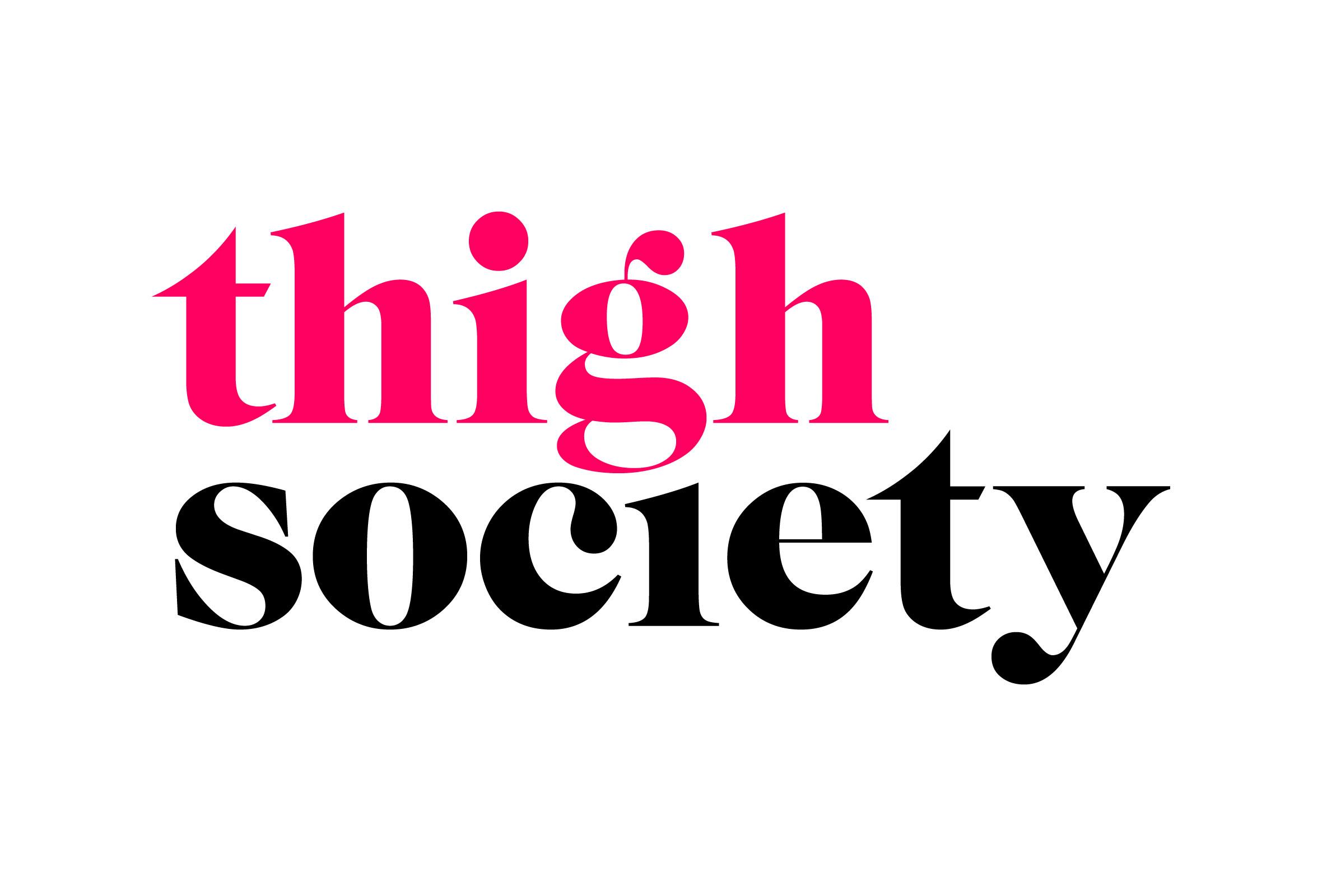 Thigh Society | Brand Identity