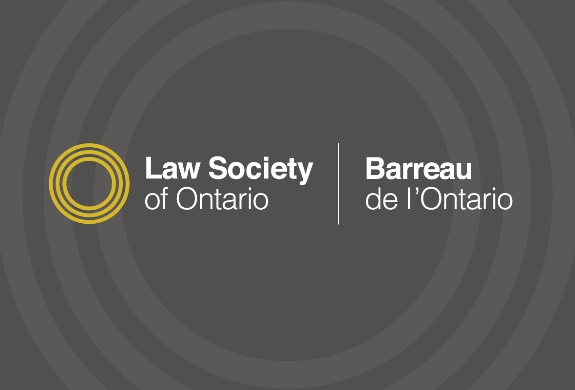 Law Society of Ontario Annual Report | Website + Report Design